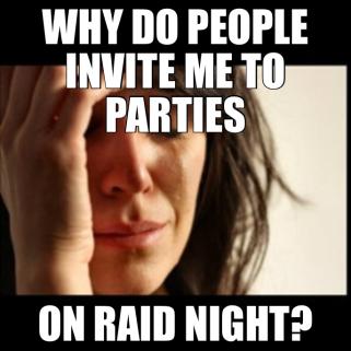 Raid Night