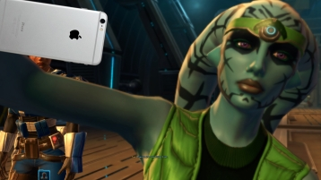 Selfies of the Old Republic