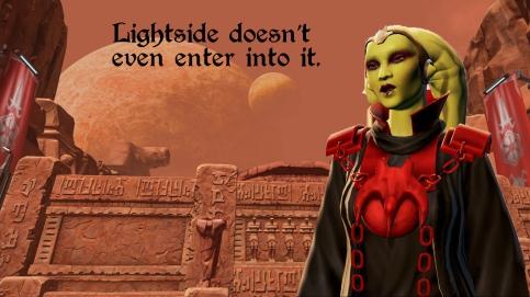 Lightside?