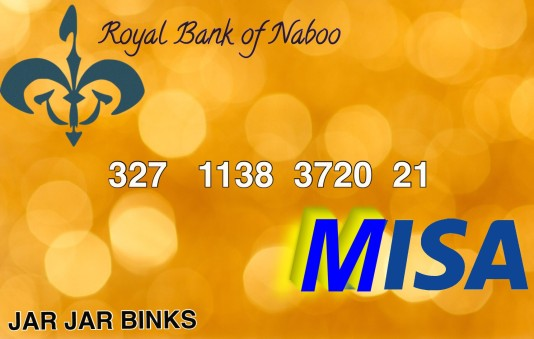 MISA Card