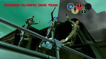 Odessen Dive Team
