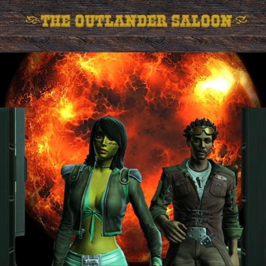 The Outlander Saloon