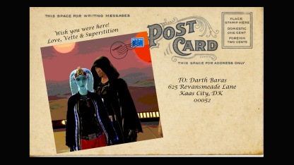 Postcards from Vette