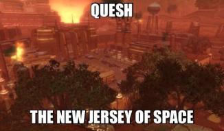 Quesh