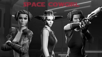 Space Cowgirl