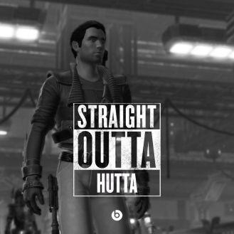 Straight Outta Hutta