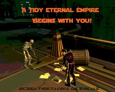 Tidy Eternal Empire