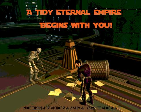 Tidy Eternal Empire