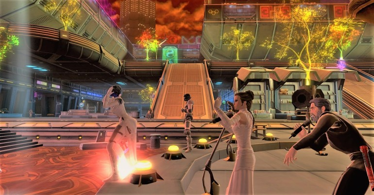 The best band on Nar Shaddaa