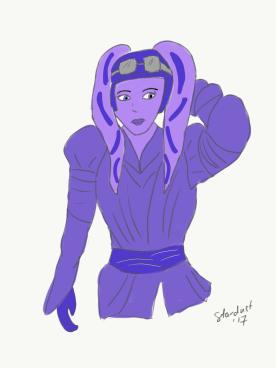 Violet Pilot
