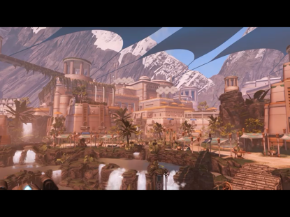 Copero, a Chiss inhabited planet (SWTOR Twitter)