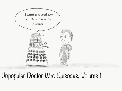 The Doctor and the Sales Dalek