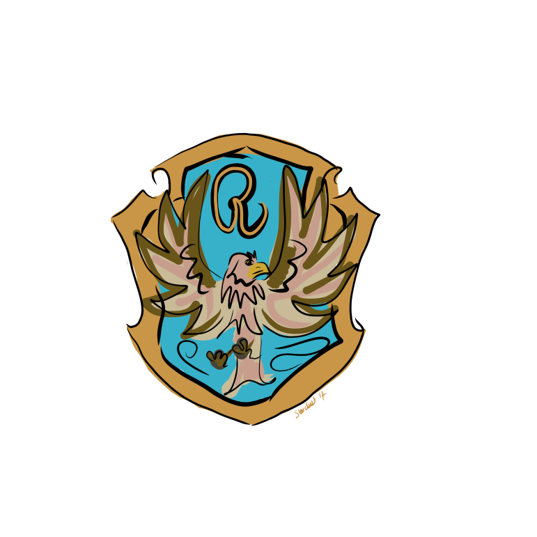 Ravenclaw: My First House