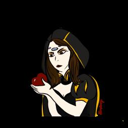 Vaylin as Snow White