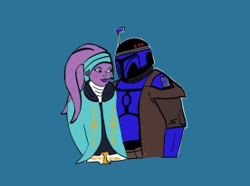 Legion and the Twi'lek