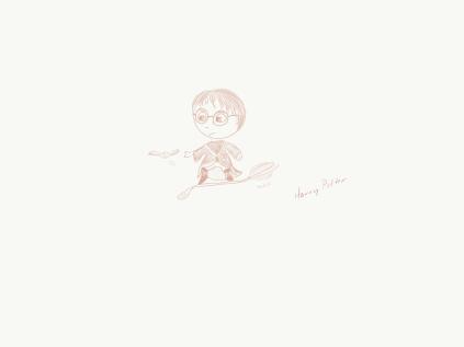 Harry Quidditch